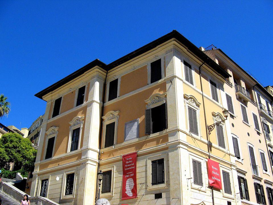 Keats-Shelley House Rome