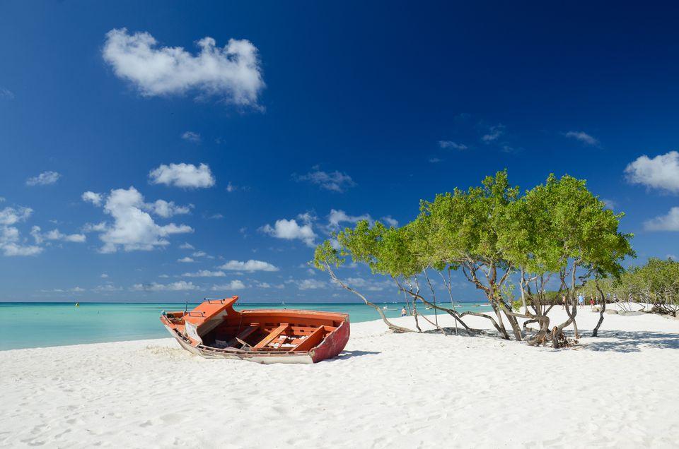 Boat at Palm Beach