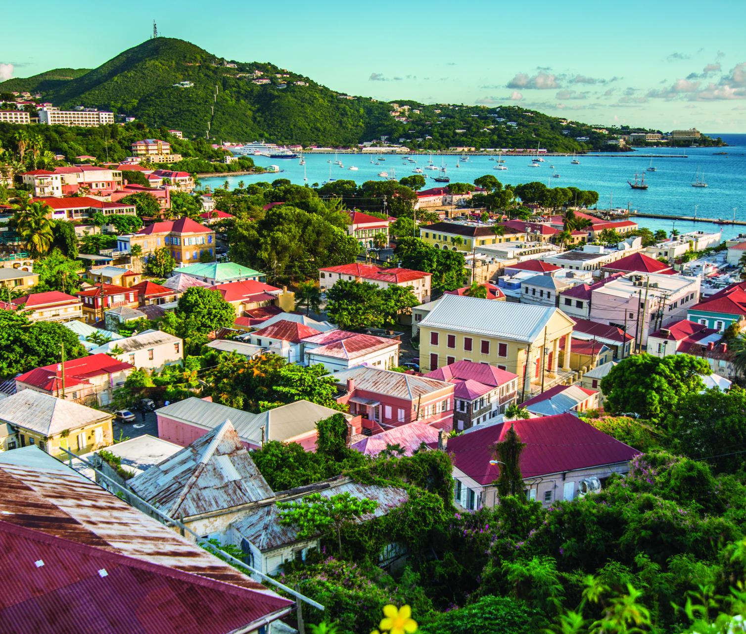 St Thomas Virgin Islands Tickets