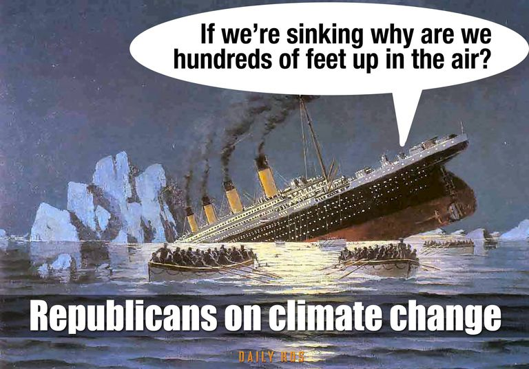 Republicans on Climate Change