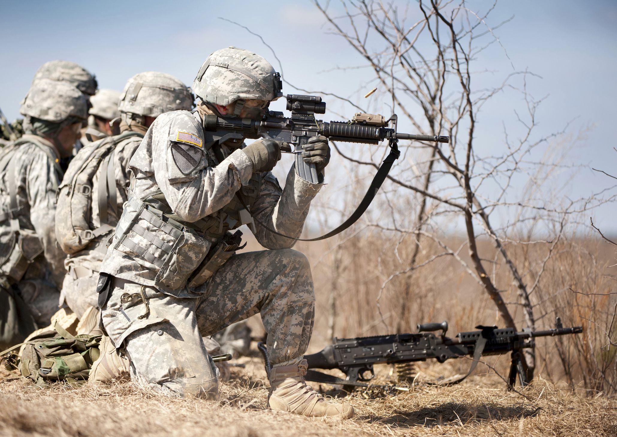 Cavalry scout mos 19d job description for Tow motor operator job description