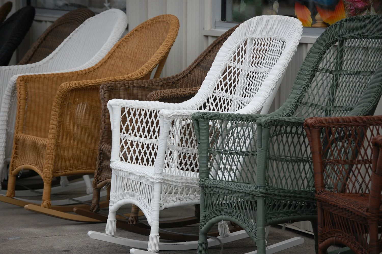 What Is Resin Wicker? All-Weather Wicker Furniture