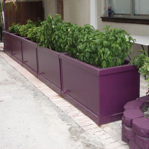 Planter Box Plans: 18 Free Woodworking Plans And Projects
