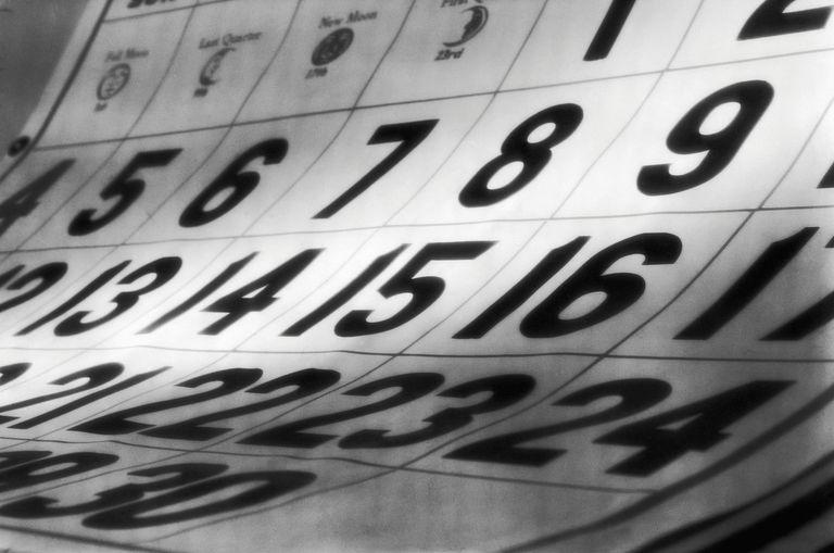 Payroll Tax Calendar
