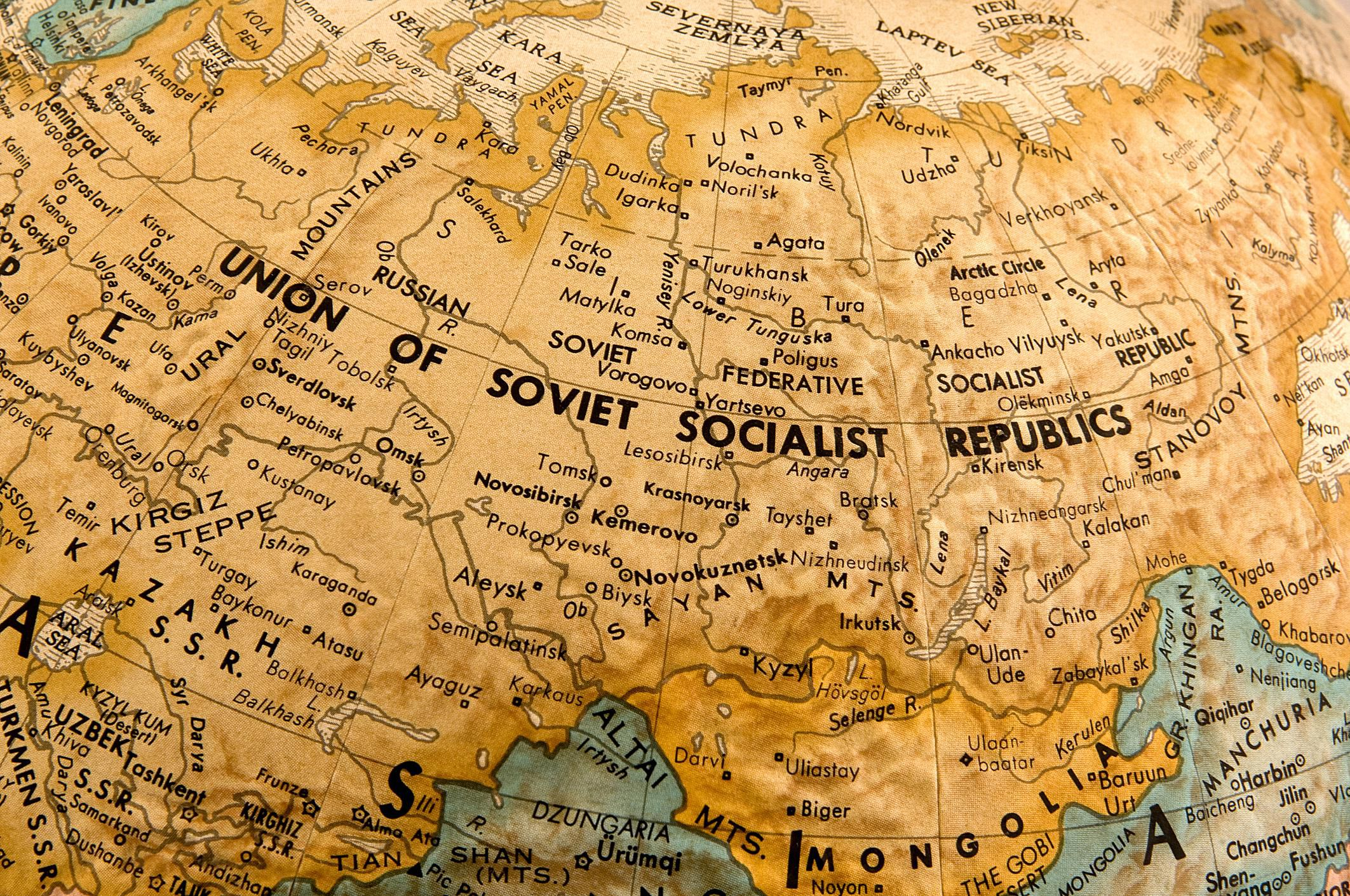 Overview of Union of Soviet Socialist Republics