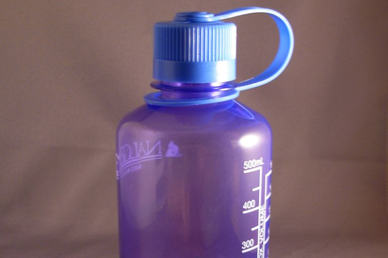 Older Nalgene Lexan Polycarbonate Bottle