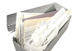 Shoebox Business Recordkeeping