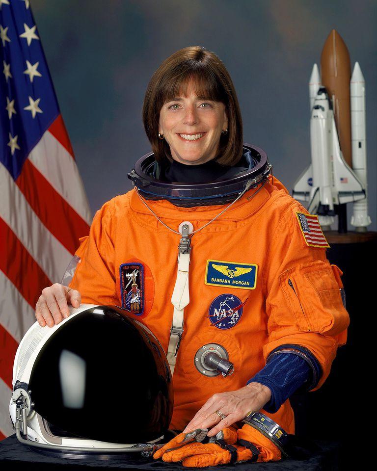 Astronaut Barbara R. Morgan, Mission Specialist