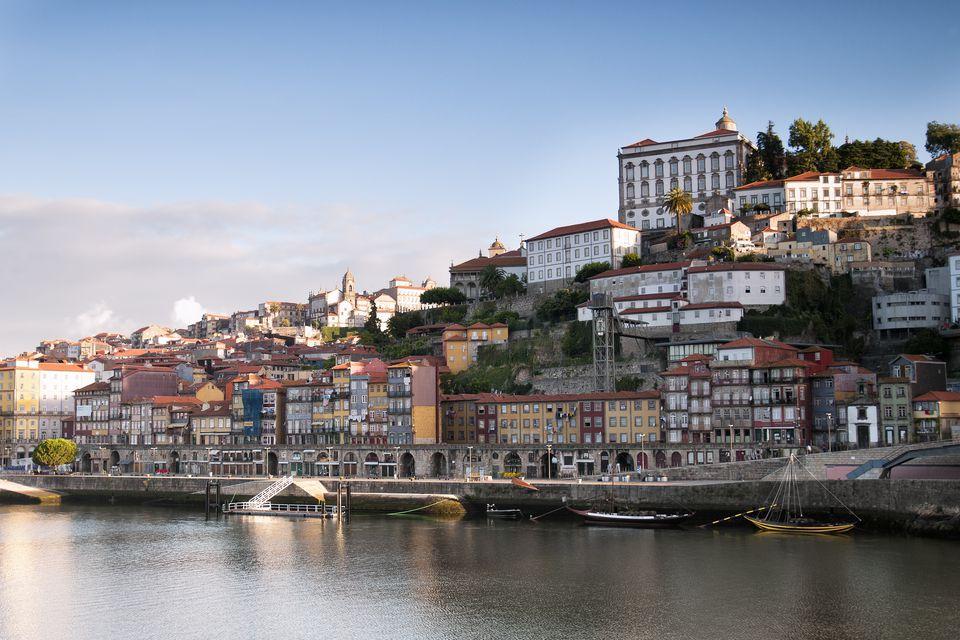Duero River, Porto
