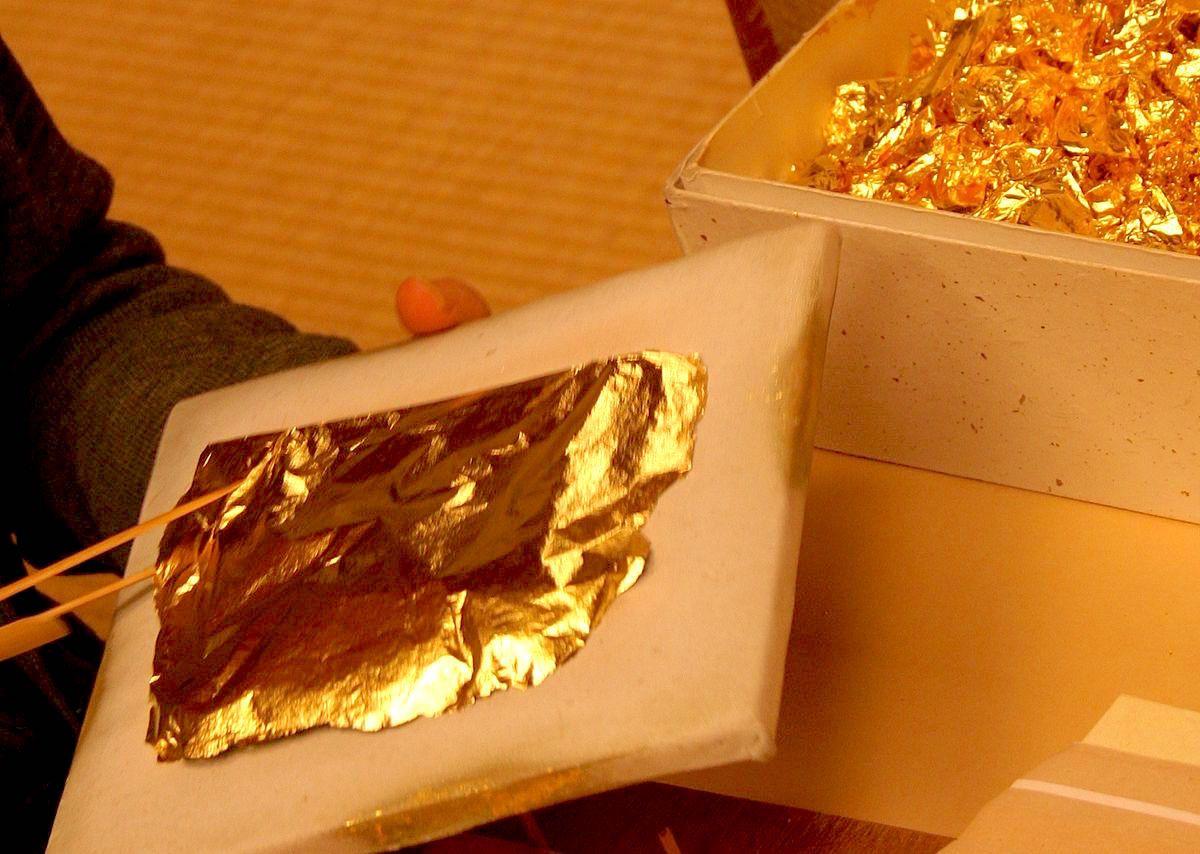 Cómo aplicar Pan de oro: materiales y pasos