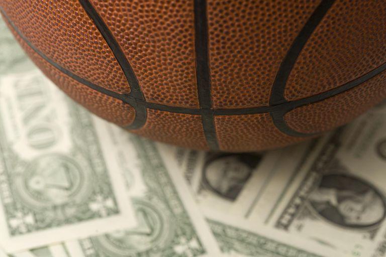 Basketball and money