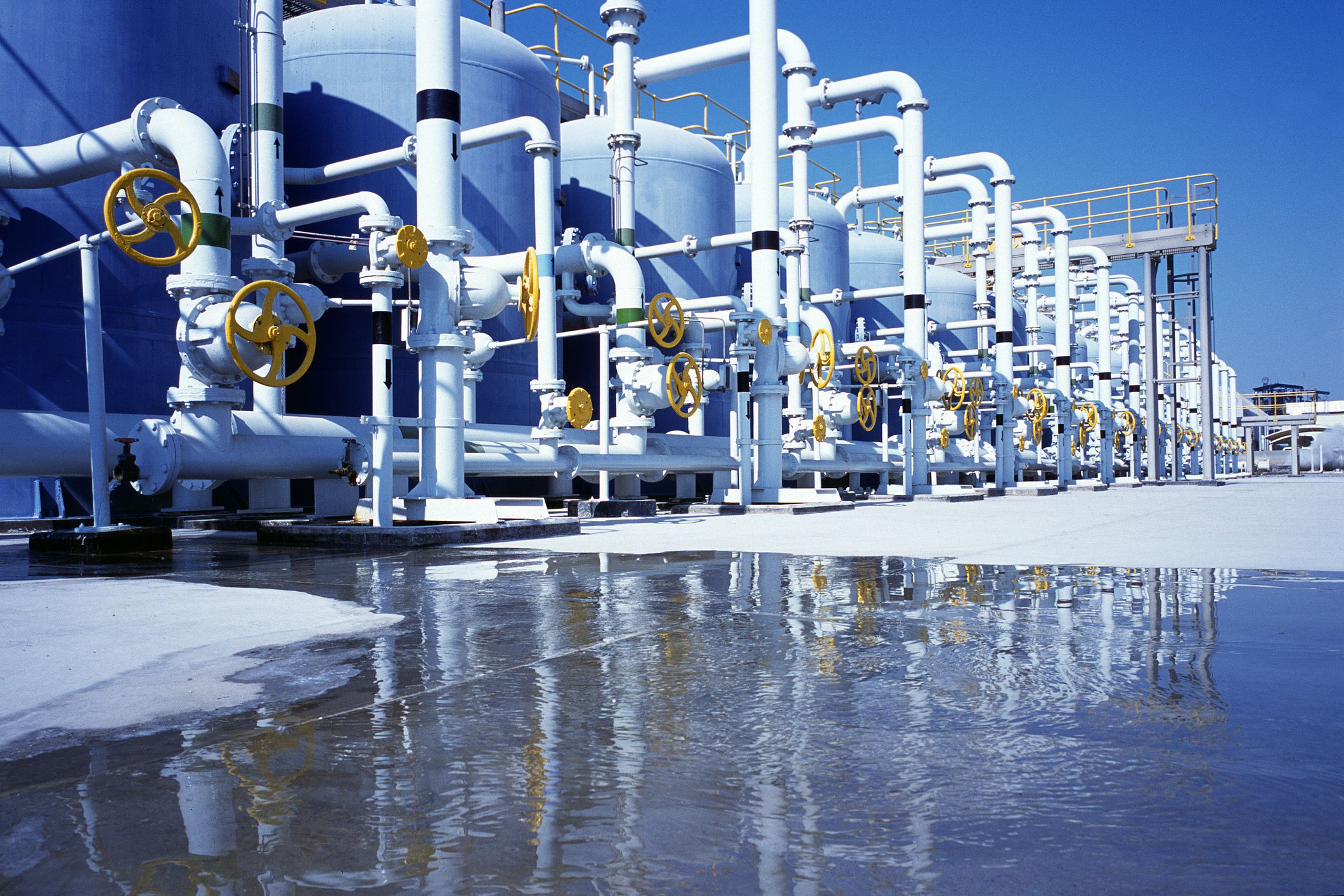 water and desalination In response to increasing water scarcity, over the last 30 years desalination has evolved into a viable alternative water supply it allows us to tap.