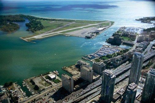 Car Rentals At Toronto Island Airport