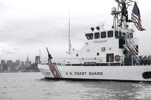 US Coast Guard Cutter