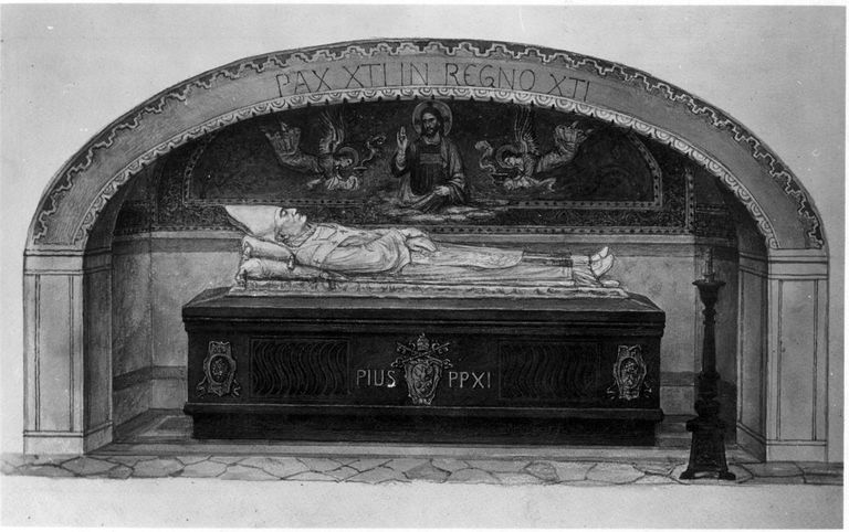 Pius X Tomb