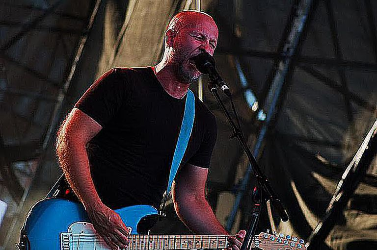 Bob Mould of Husker Du.