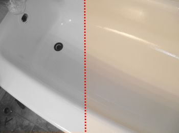 Refinishing Your Bathtub By Yourself Can Work  Here s How Guide To Bathtub or Shower Liner Installation and Cost. Put New Tub Over Old One. Home Design Ideas