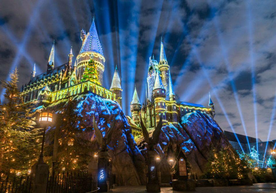 Hogwarts Castle at Universal Orlando Resort