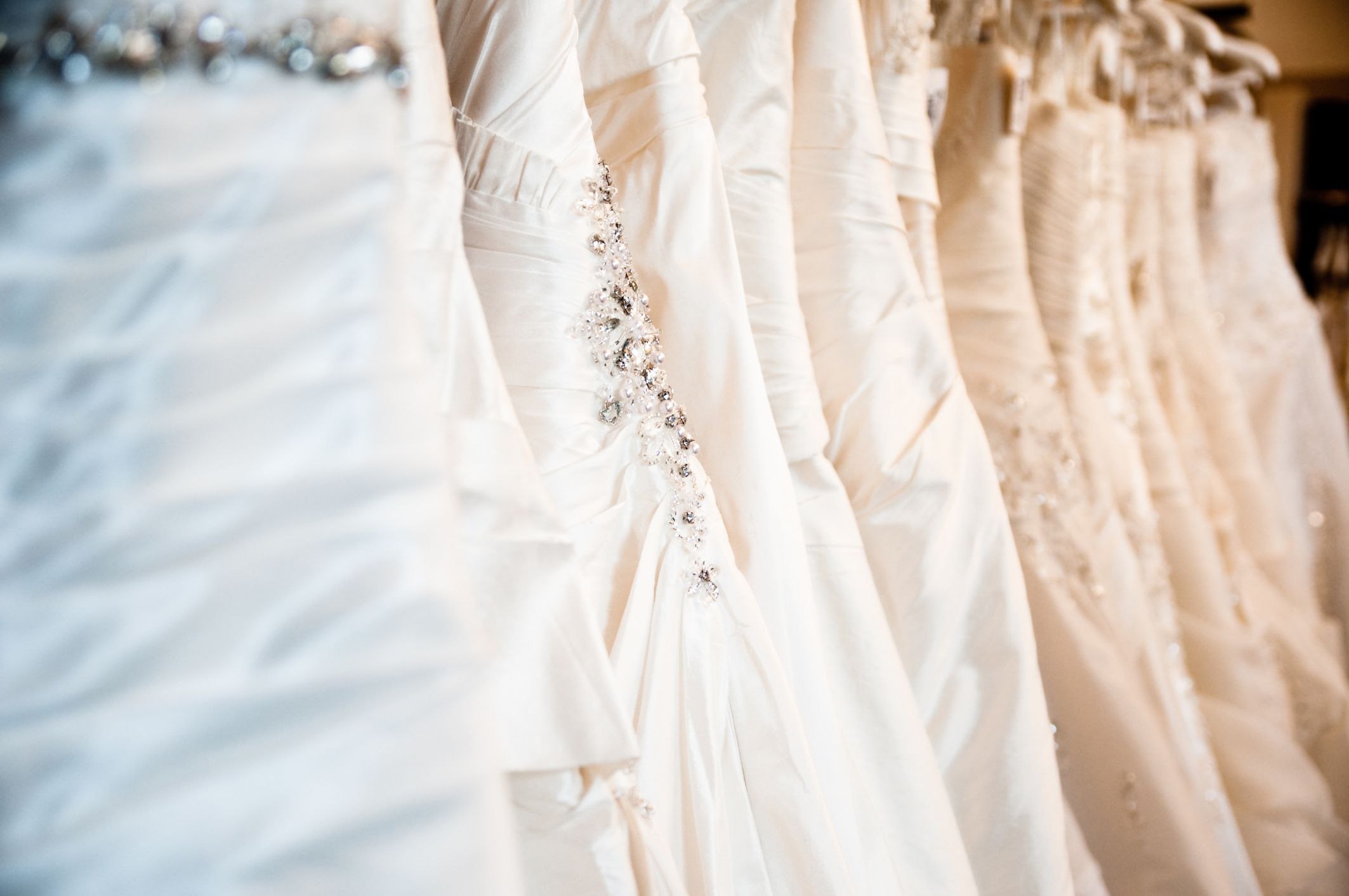 What do wedding dresses cost for How much to dry clean a wedding dress