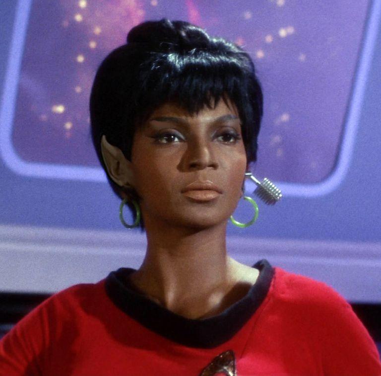 Nichelle Nichols as Spock