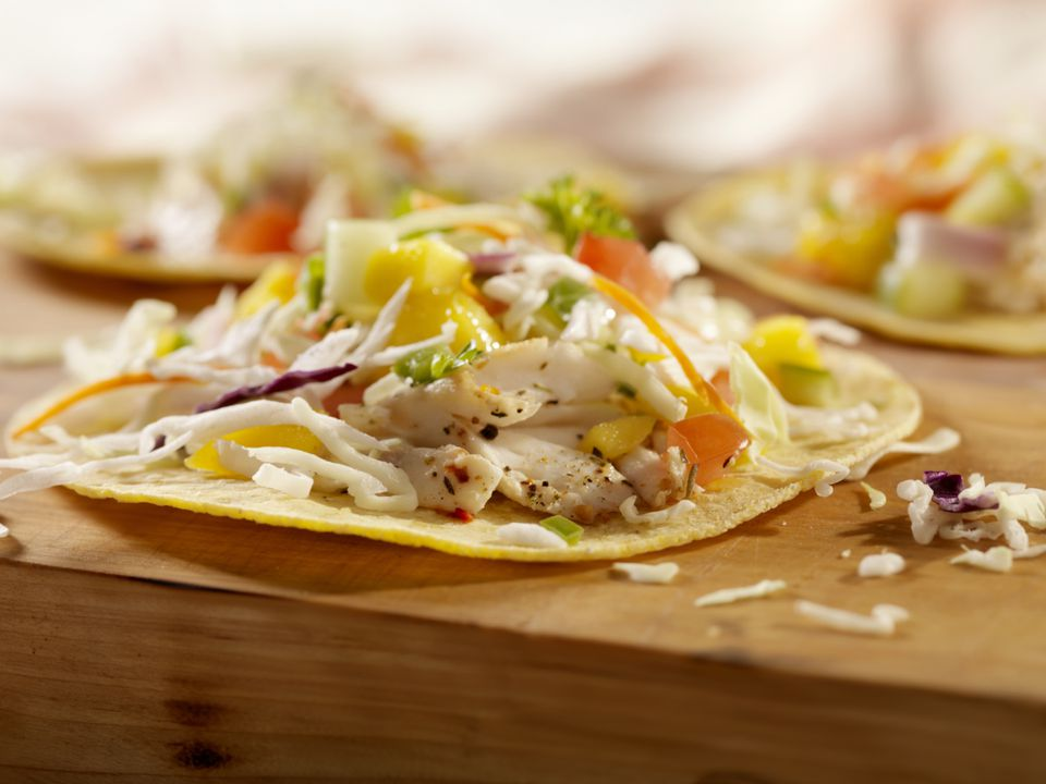 Baha Fish Tacos