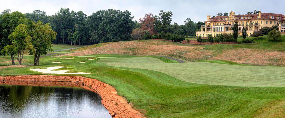 Keswick Hall & Golf Club, Charloottsville, VA