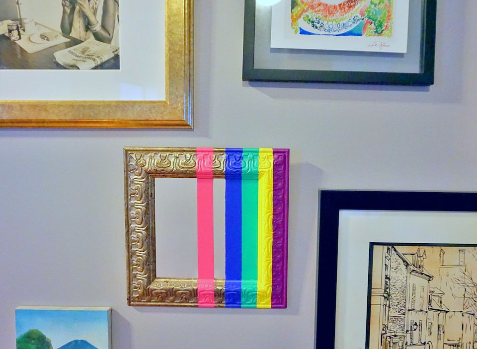 An Art-Inspired DIY For Your Walls