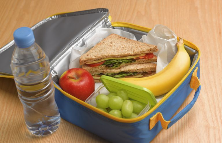 Make packed lunches special
