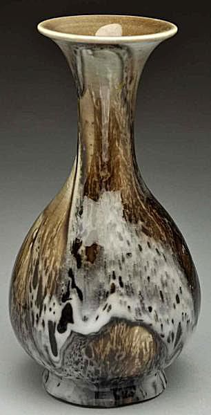 Rookwood Earl Menzel Bengal Brown Vase