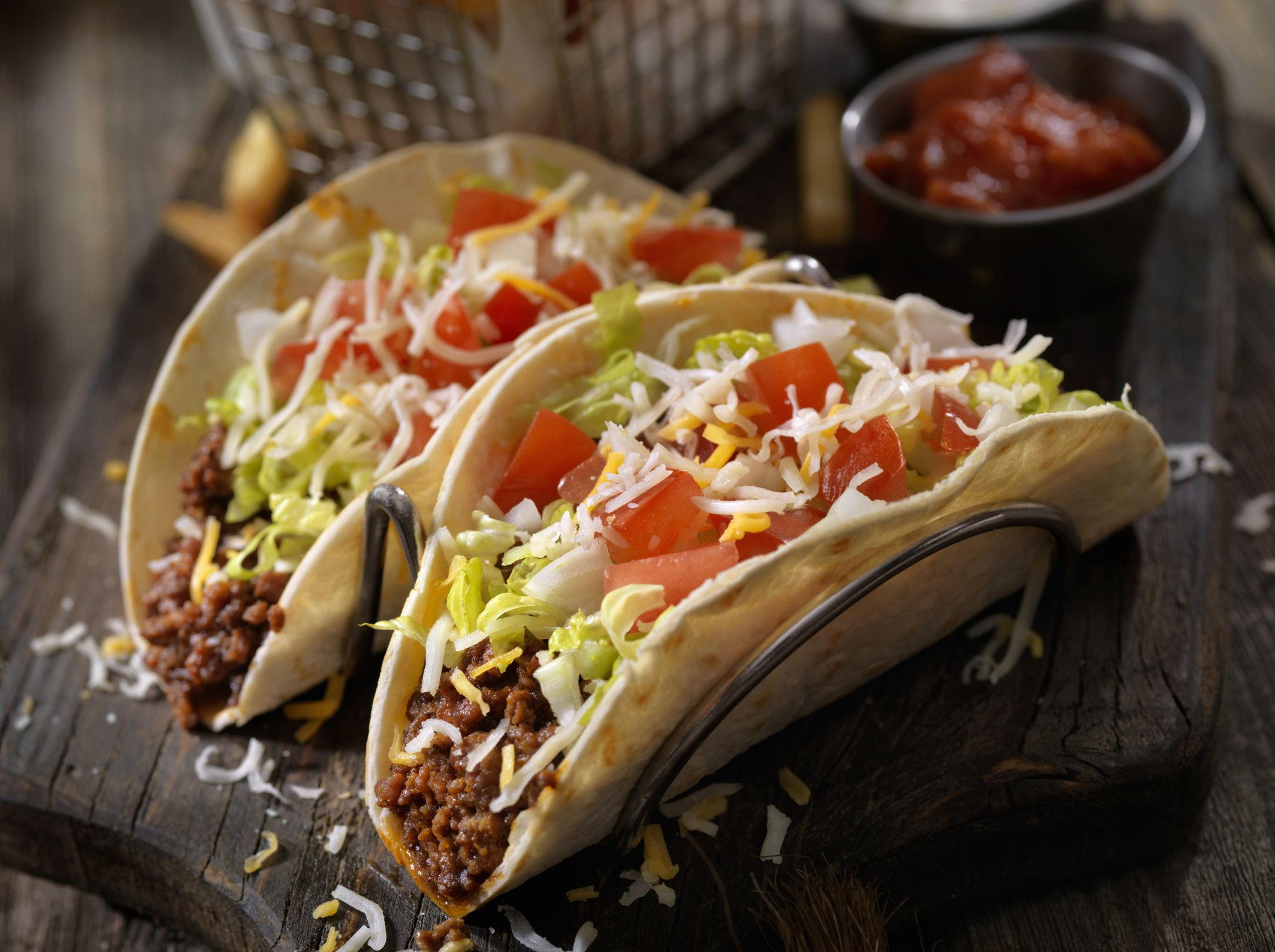 Easy Ground Beef Tacos Recipe For Kids
