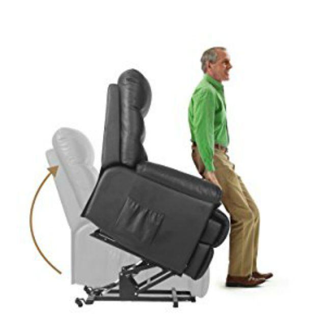 Lift chair for elderly