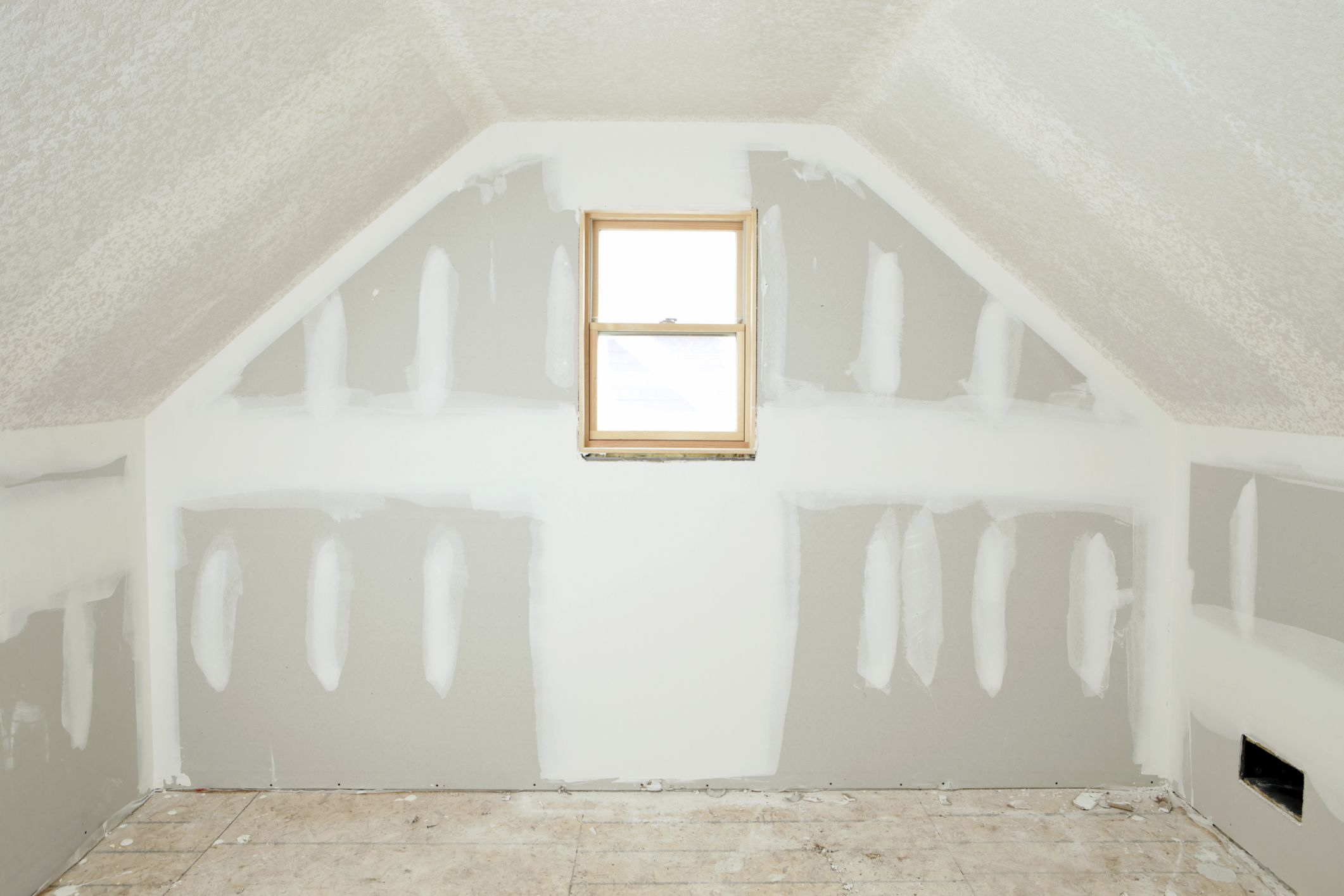 Wet Sanding Drywall Mud Instructions