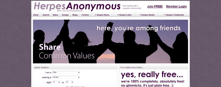 Anonymous Dating Sites