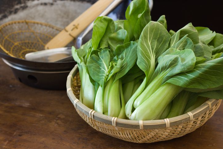 Top 6 Bok Choy Recipes