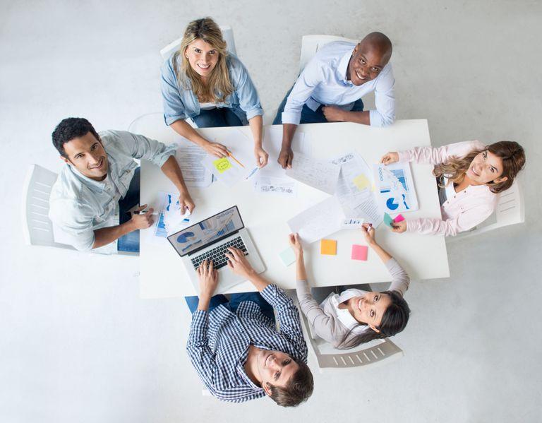 Reunión de marketing