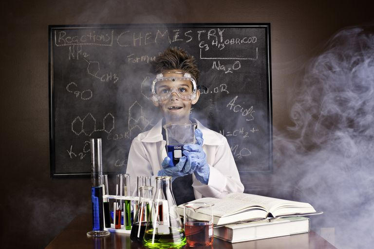 Take this fun quiz to learn how to be safe in a chemistry lab.