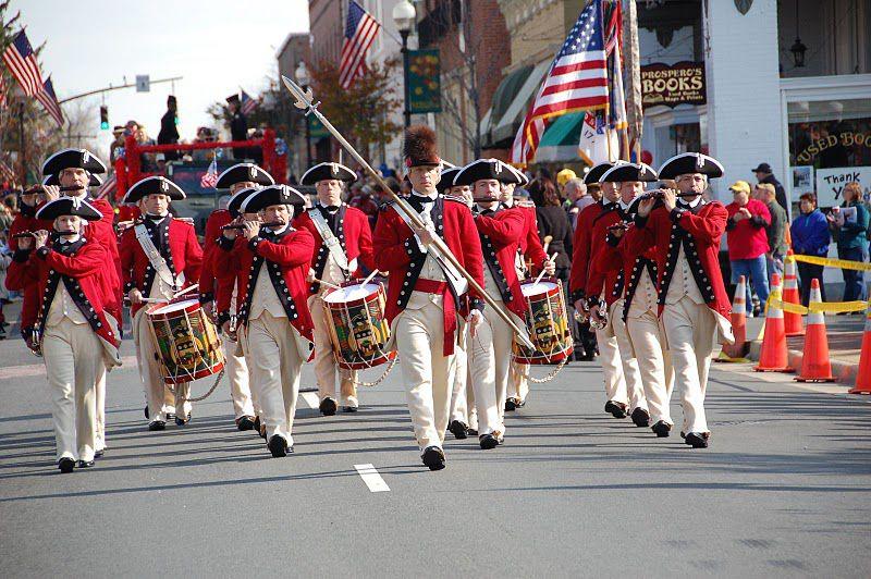 Greater Manassas Veterans Day Parade