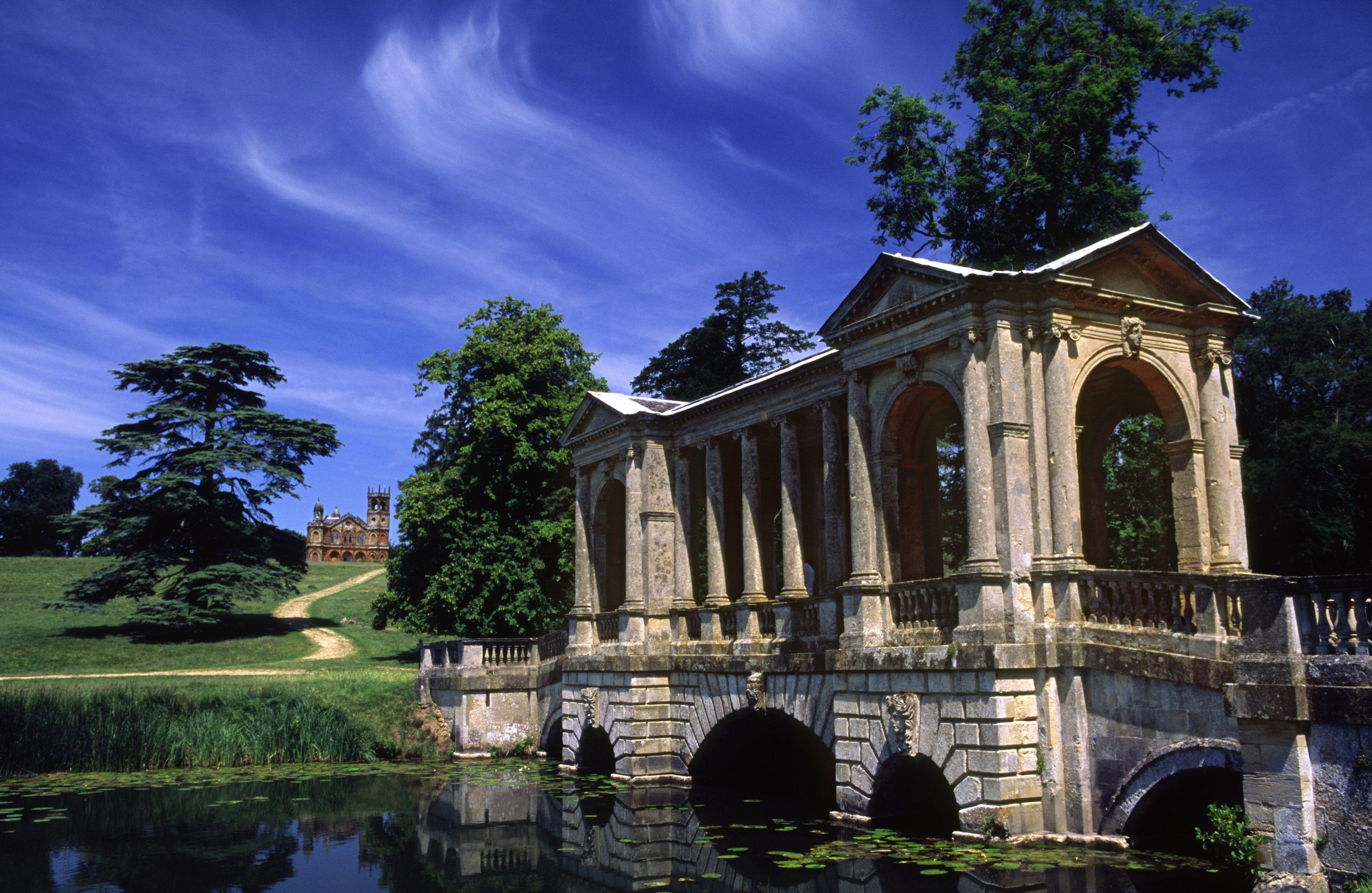 Stowe Landscape Gardens In Buckinghamshire