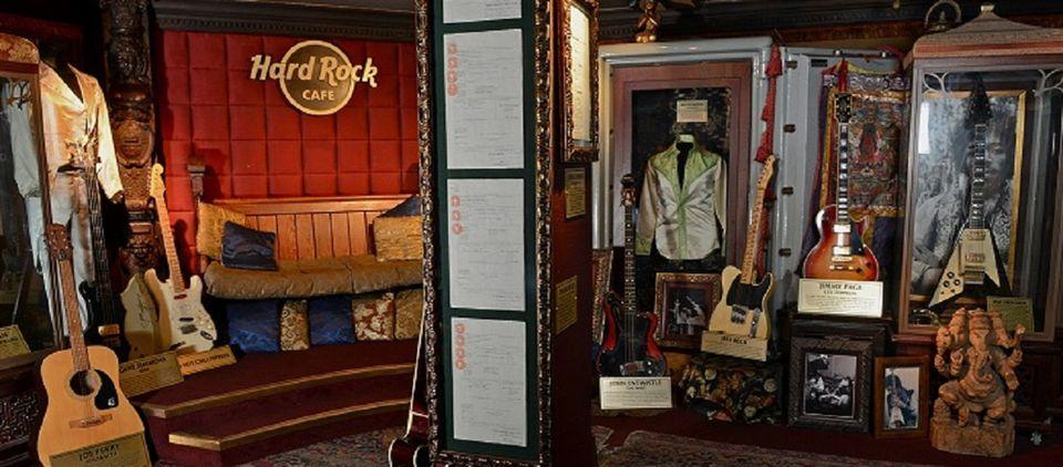 Hard Rock Cafe Vault