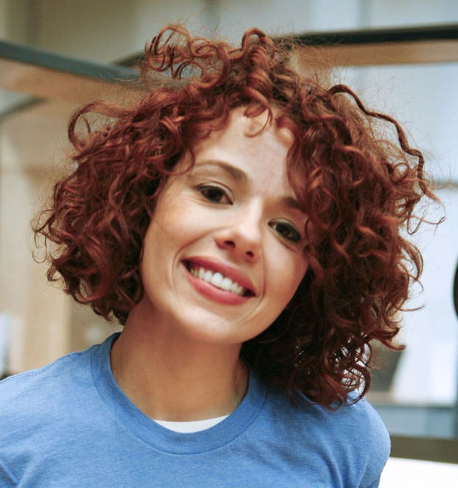 Short Curly Hair Style Short Curly Hairstyles That Prove Curly Can Go Short