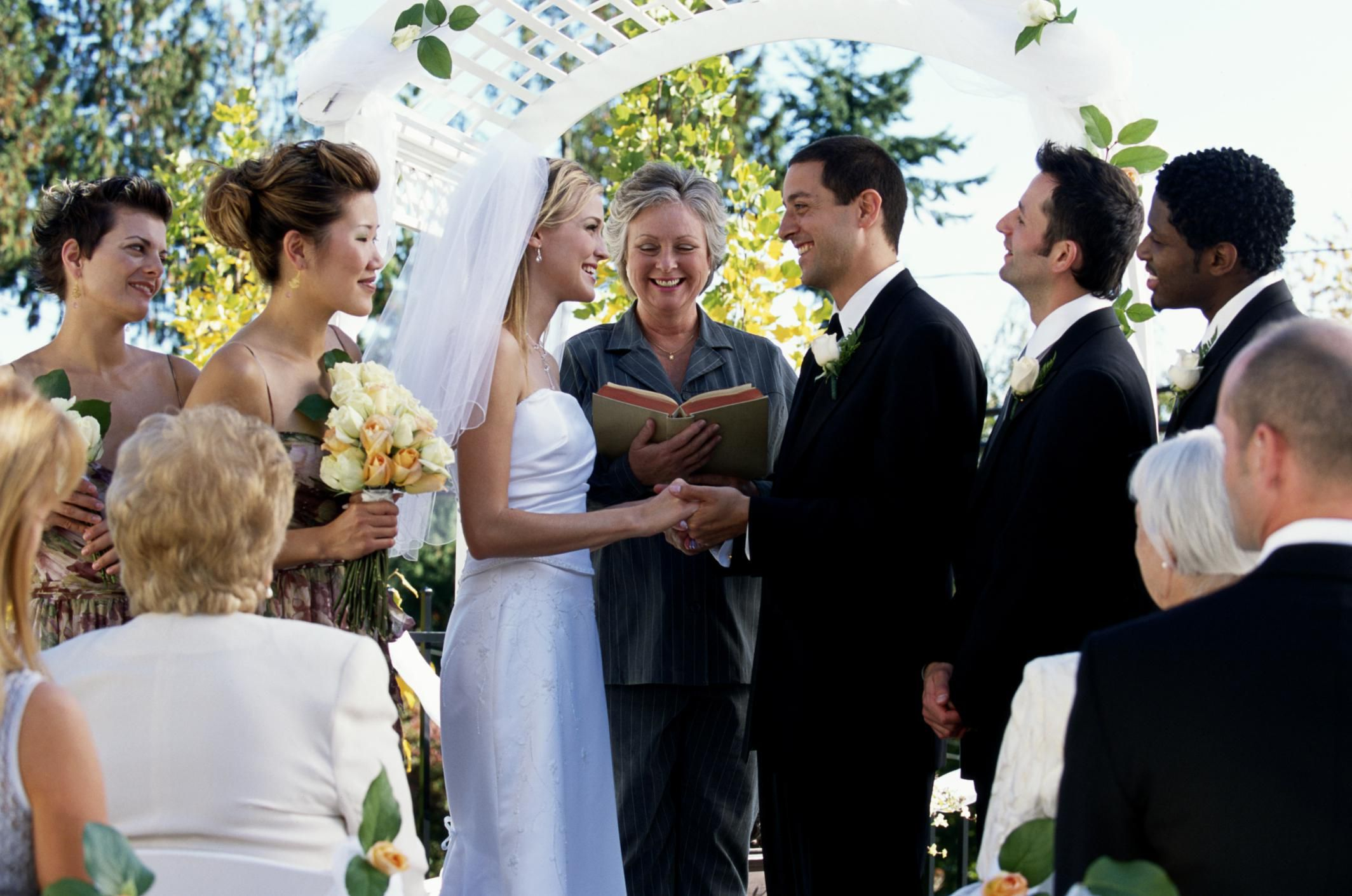 Check Out These Sample Readings For Every Kind Of Wedding Ceremony
