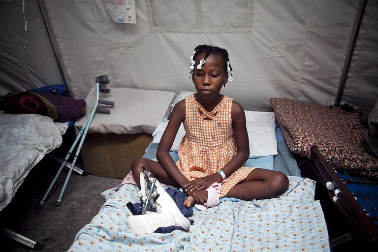 haiti girl survived earthquake