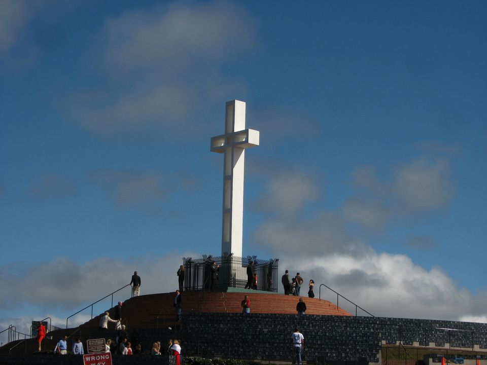 Mount Soledad, La Jolla, California