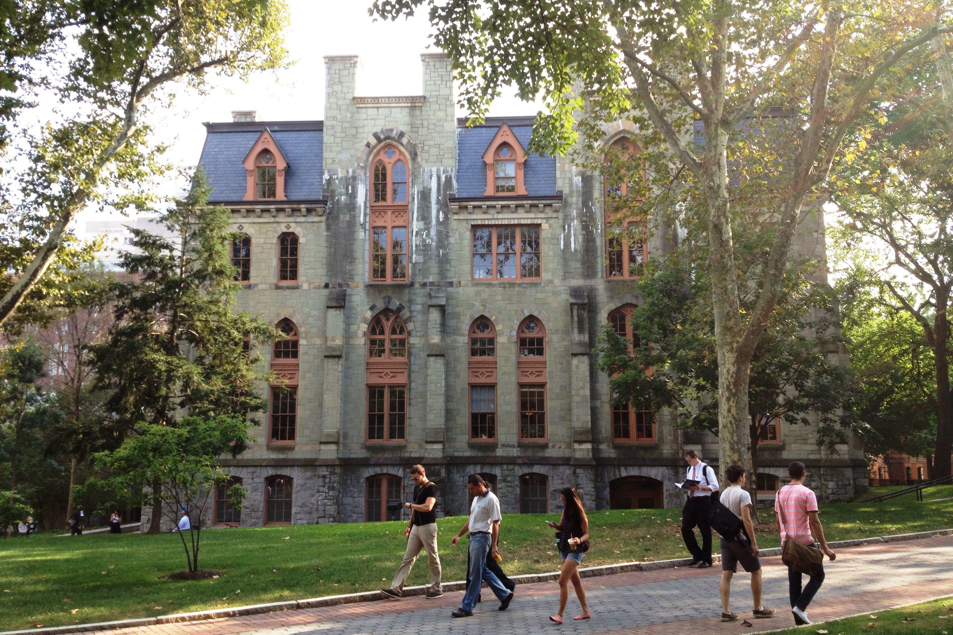 how to get into university of pennsylvania wharton