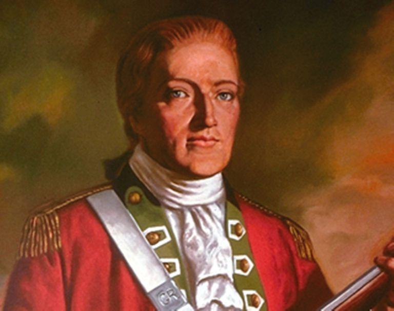 Major Patrick Ferguson in the American Revolution