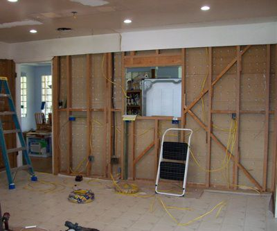 Steps to remodeling your kitchen for Bathroom in basement without breaking concrete