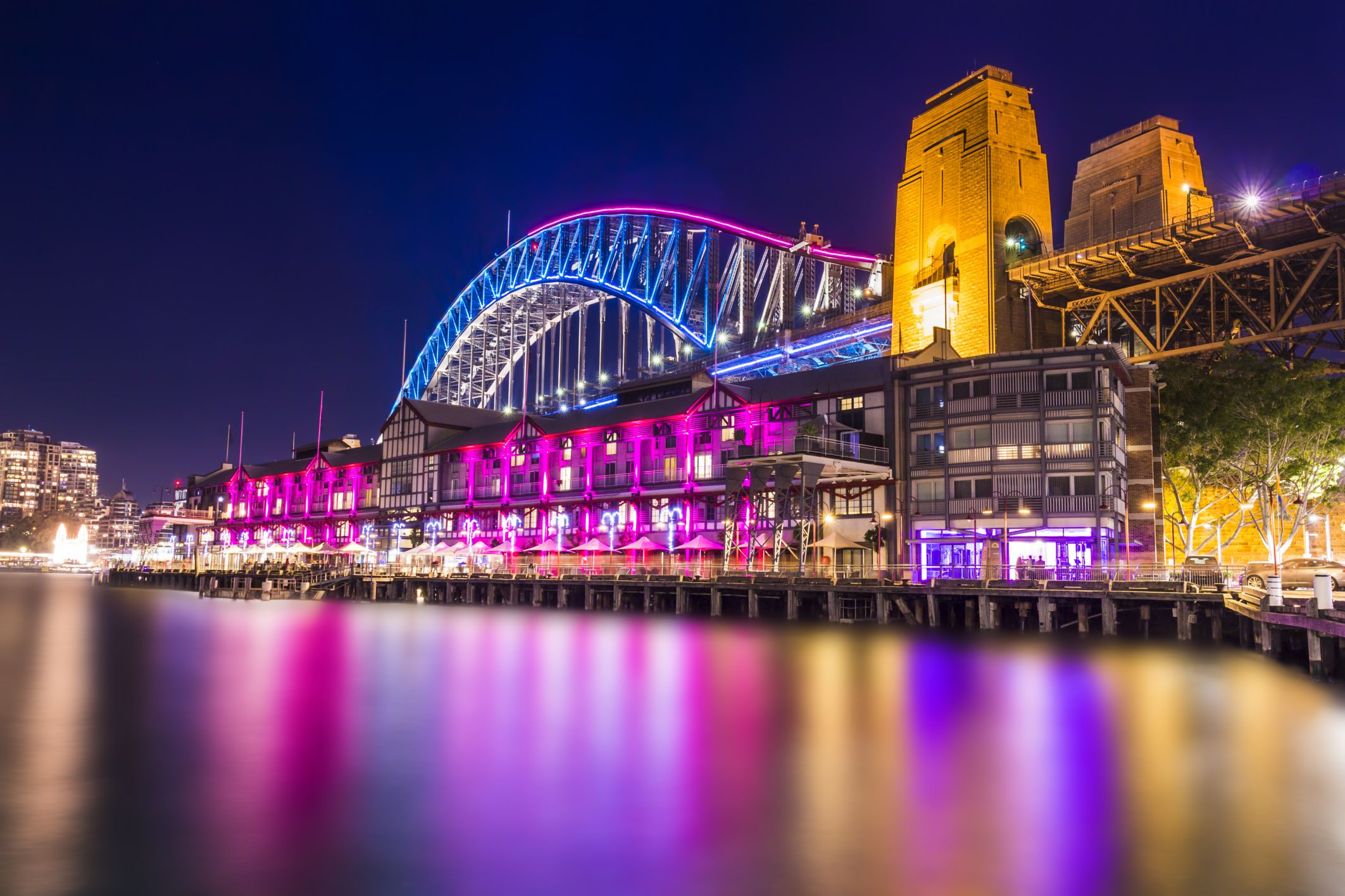 Car Shows Sydney >> Lighting up: The must-see Vivid Sydney shows