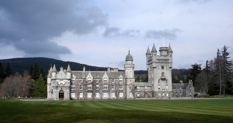 Balmoral In Scotlands Cairngorm National Park Is One Of Queen Elizabeths Private Homes Its The Place Where She Members Royal Family And Their