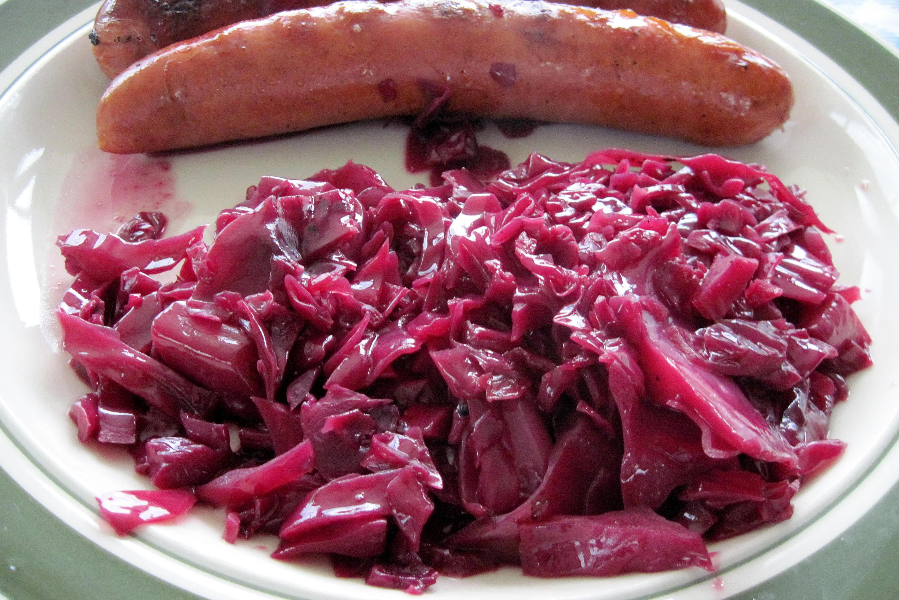Traditional German Red Cabbage (Rotkohl) Recipe