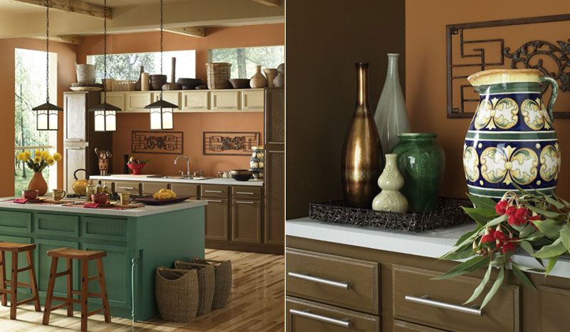 Kitchen Paint Color Ideas Brilliant Paint Color Suggestions For Your Kitchen Design Inspiration